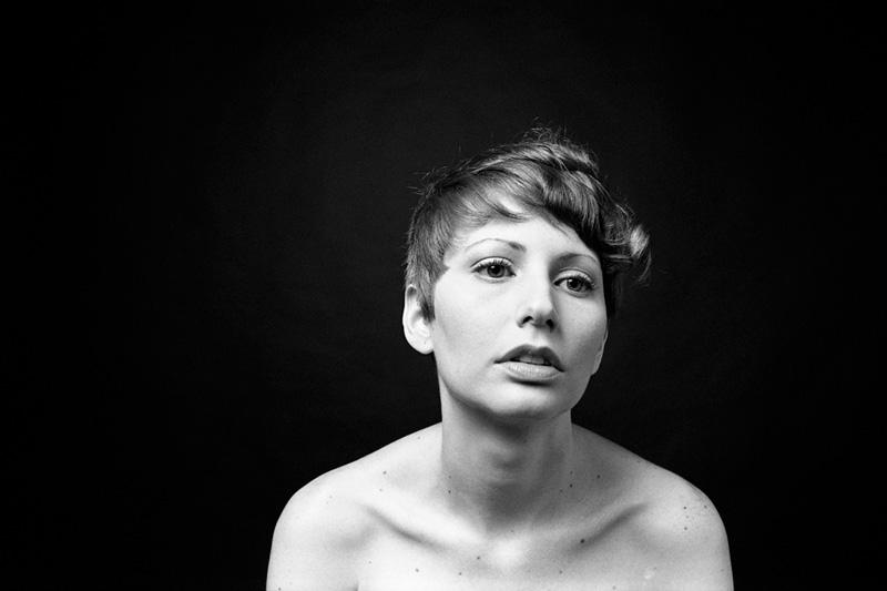 Jacqueline Abadi by Héctor Freijanes, 2012